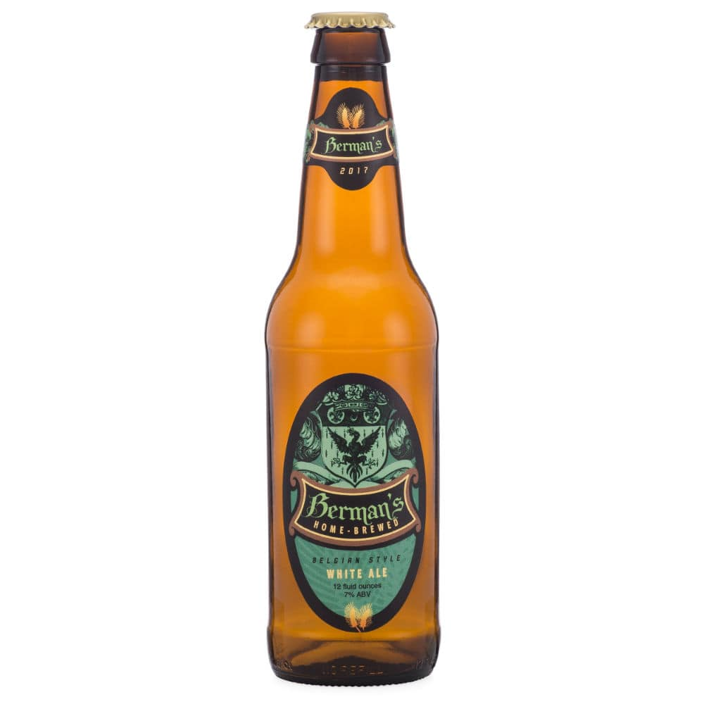 Heritage Beer Bottle with Sample Label